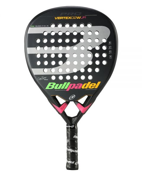 BULLPADEL VERTEX 2 JUNIOR GIRL 20