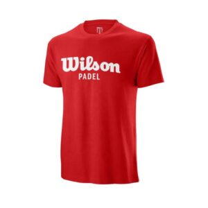 Camiseta Wilson Pádel algodón