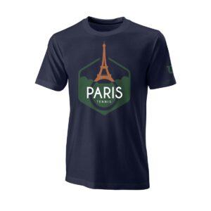 Camiseta Wilson Roland Garros